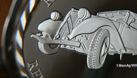 Citroën Médaille