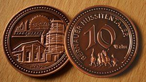 Tourismus Münze 2016