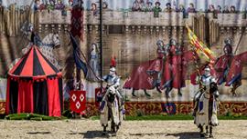 Marchés médiévaux