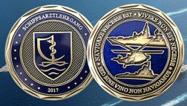Coins de la marine nationale allemande