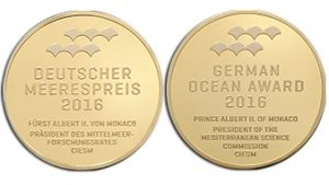 Münze Verleihung