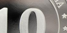 Nickel - Plaque polie