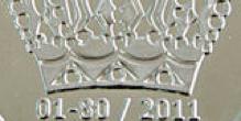 Maillechort - Plaque polie