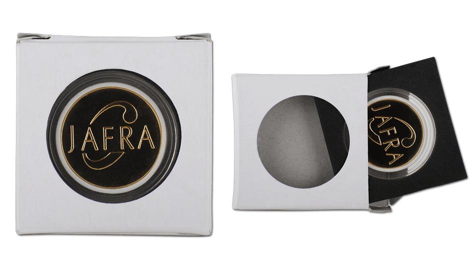 V5 - Acrylcapsule et boîtier carton