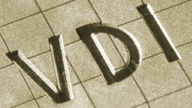 Pièce pour le groupe VDI