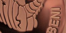 Cuivre - Plaque polie